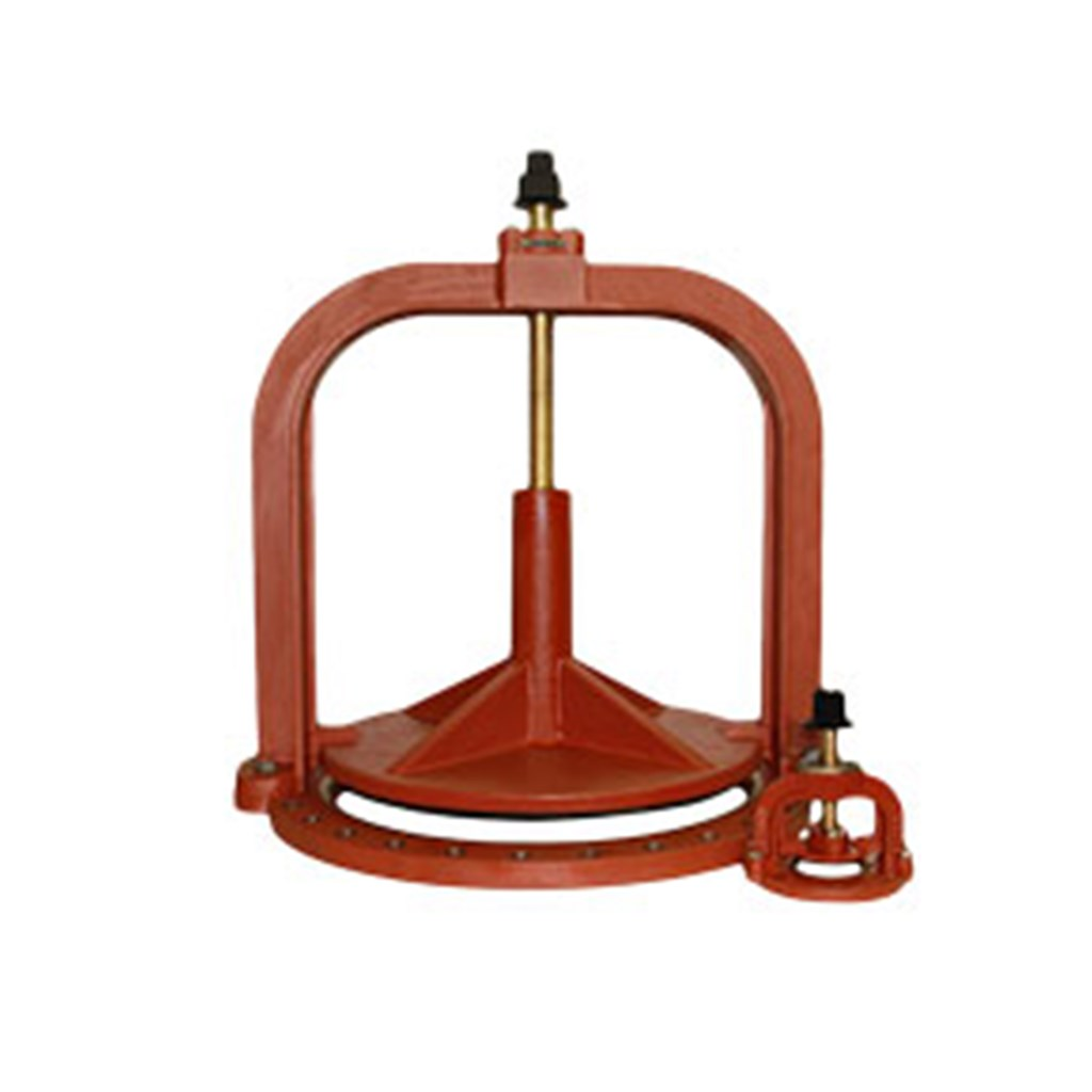 Cast Iron Mud Valve