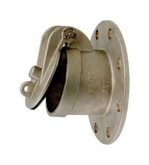 Stainless Flap Valve